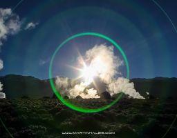 Chile – gejzíry El Tatio
