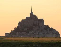 France Mont Saint-Michel
