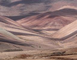 Chile Parque Nacional Nevado Tres Cruces