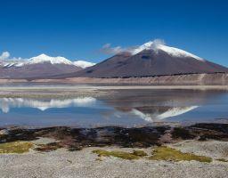 Argentina Laguna Verde 4439m
