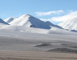 Argentina Paso de San Francisco 4726m