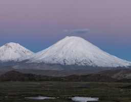 Chile Lauca national park