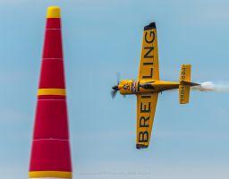 Red Bull Air Race Rovinj 2014 Nigel Lamb