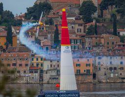 Red Bull Air Race Rovinj 2014 Peter Besenyei