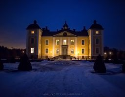 Sweden Stromsholm Palace