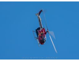 Aviatická pouť 2014 – The Flying Bulls Austria BO-105