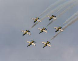Poland Gdynia  2014 Breitling Jet Team