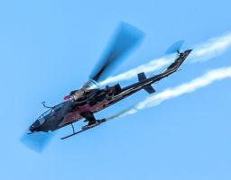 Bell TAH-1F Cobra N11FX
