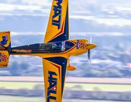 Red Bull Air Race Spielberg 10/2014 Matt Hall